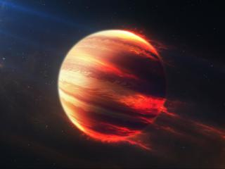 Jupiter 4k wallpaper
