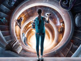 Just Beyond 2021 Movie wallpaper