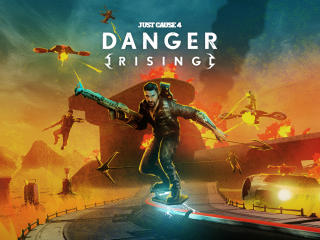 Just Cause Danger Rising wallpaper