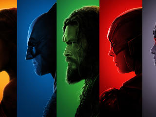 Justice League 2017 Superheroes wallpaper