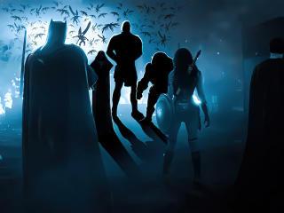 Justice League Us United wallpaper