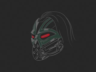 Kabal Mortal Kombat 11 Minimal wallpaper