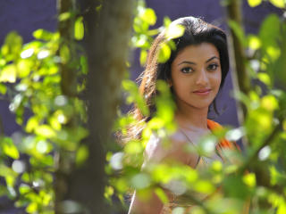 Kajal Agarwal New Images wallpaper