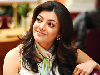 Kajal Aggarwal Lovely Smile wallpapers wallpaper