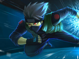 Kakashi Hatake Anime wallpaper