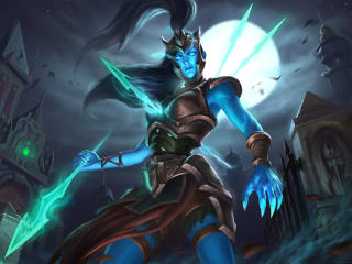 Kalista In League Of Legends wallpaper