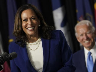 Kamala Harris 2020 Politician wallpaper