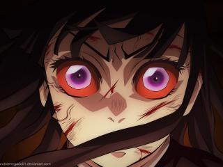 Kanao Tsuyuri Anime wallpaper