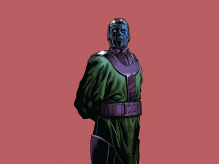 Kang the Conqueror Marvel Comic wallpaper