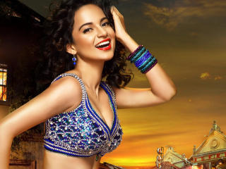 Kangna Ranaut In Rajjo  wallpaper