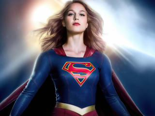 Kara Zor E Supergirl 4K wallpaper