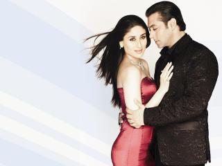 Kareena Kapoor With Salman Khan New Photos  wallpaper