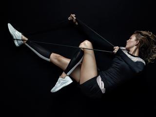 karlie kloss, nike, athlete wallpaper