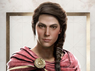 Kassandra Assassins Creed Odyssey wallpaper