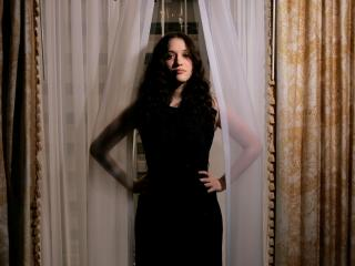 Kat Dennings Black Dress Images wallpaper