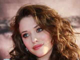 Kat Dennings Hot Eye Images wallpaper