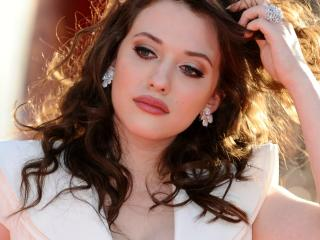 Kat Dennings Rare Images wallpaper