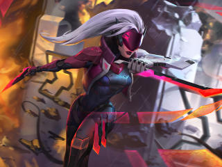 Katarina League Of Legends wallpaper