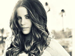 Kate Beckinsale Hair Style wallpaper