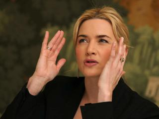 Kate Winslet In Suit Images wallpaper