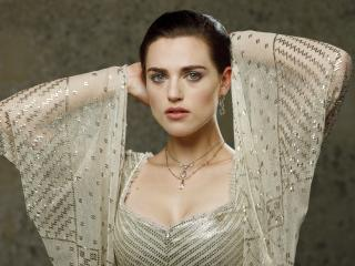 Katie McGrath Netflix Merlin wallpaper