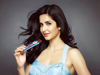 Katrina Kaif Ad Photoshoot wallpaper