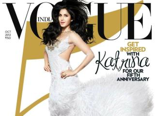 Katrina Kaif vogue 2012 wallpaper wallpaper