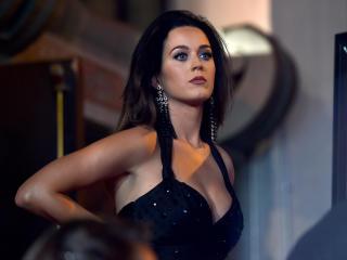Katy Perry Black Hairs 2017 wallpaper