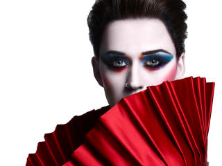 HD Wallpaper | Background Image  Katy Perry Full Makeup