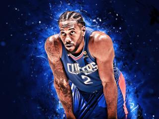 Kawhi Leonard 4K LA Clippers wallpaper