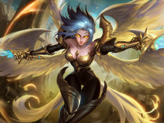 Kayle League Of Legends wallpaper