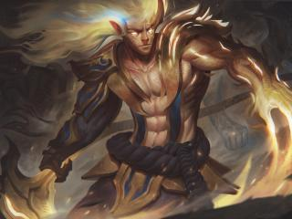Kayn League Of Legends wallpaper