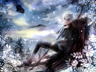 keepers of dreams, jack frost, character wallpaper