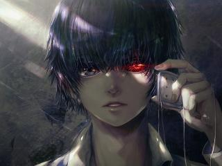 Ken Kaneki 2020 Digital Art wallpaper