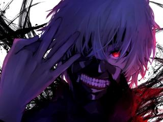 Ken Kaneki Art wallpaper
