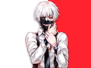 Ken Kaneki Tokyo Ghoul Art wallpaper