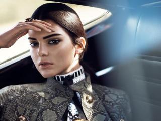 Kendall Jenner 2017 New Photoshoot wallpaper