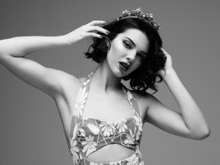 Kendall Jenner Marilyn Monroe Black And White Photoshoot 2017 wallpaper