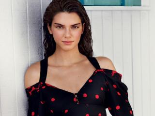 Kendall Jenner Vogue Photoshoot 2017 wallpaper