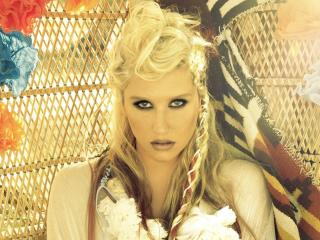 kesha sebert, makeup, face wallpaper