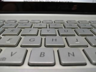 keyboard, laptop, letter wallpaper