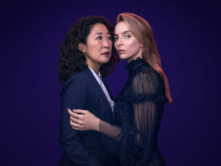 Killing Eve wallpaper