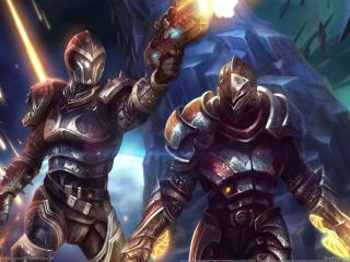 kingdoms of amalur reckoning, art, armor wallpaper