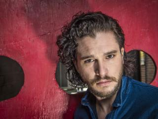 kit harington, actor, face wallpaper