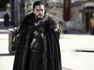 Kit Harington As Jon Snow Game Of Thrones Season wallpaper
