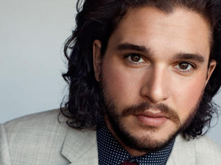 Kit Harington Beard Face wallpaper