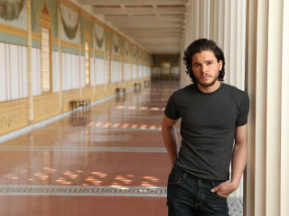 kit harington, man, actor wallpaper