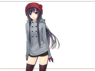 kizoku-cure, girl, brunette wallpaper