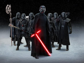 Knights of Ren Star Wars wallpaper