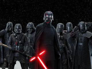 Knights of Ren wallpaper